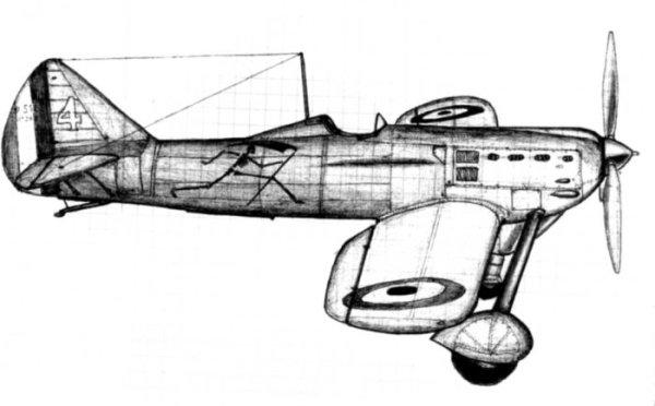 Нарисованные ручкой самолеты и вертолеты - bigmir)net