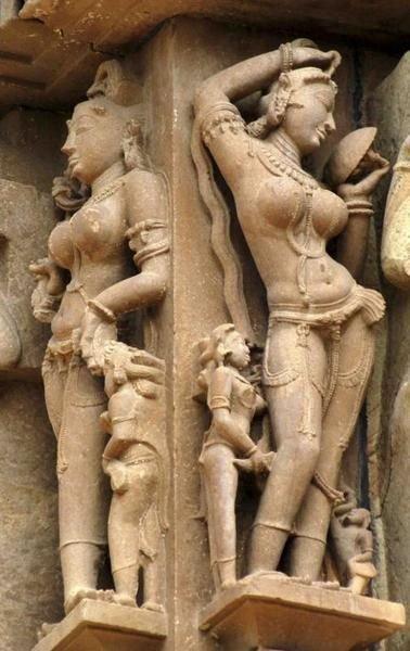 Храм секса в индии