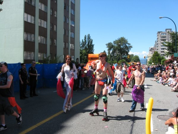Visitor's Guide to the Vancouver Pride Parade & Festival