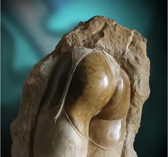 Трахает эротика в скульптуре ролик самый лучший