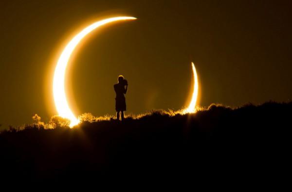 8 марта Солнце будет закрыто Луной