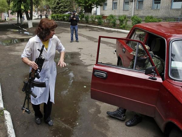 знакомства славянск донецкая область украина