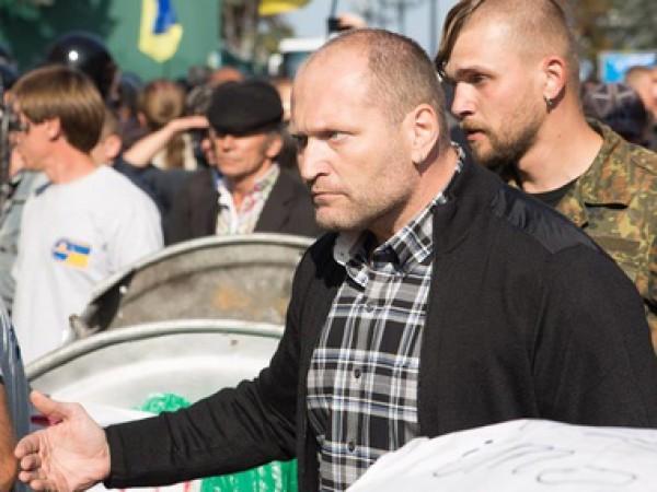 """Спикер Правого сектора рассказал о """"мусорной"""" люстрации"""