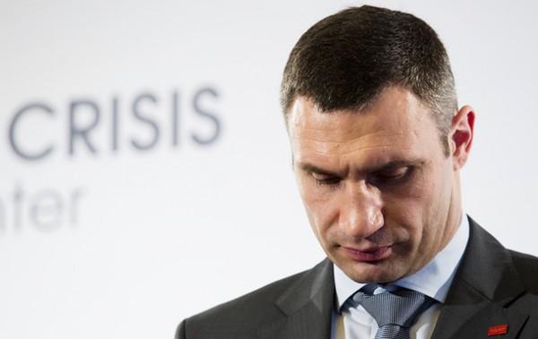 Мэр Киева предложил надеть 21 марта разноцветные носки