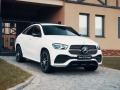 В Украине прошла презентация Mercedes-Benz GLE Coupé