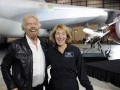 Первую ракету Virgin Galactic запустит
