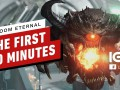 Показаны первые 10 минут шутера DOOM Eternal