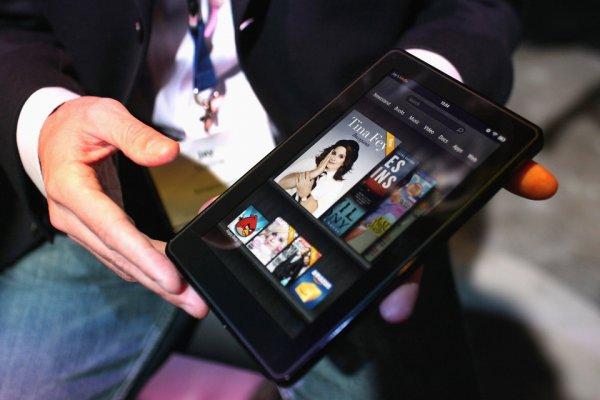 Amazon выпустит планшет по цене $50
