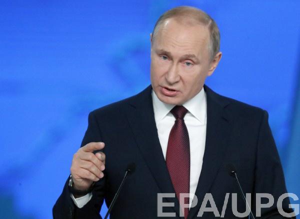 Путин признал угрозу отключения России от мирового интернета