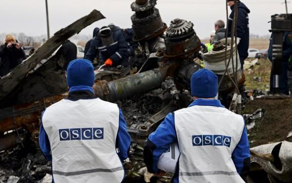 В миссии ОБСЕ будут работать 400 украинцев