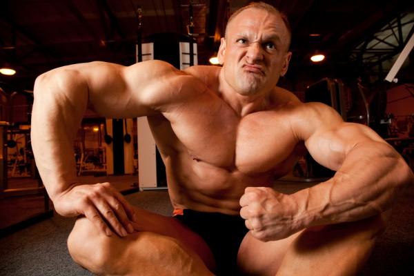 Для роста мышц нужен секс