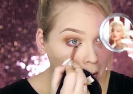 Как замаскировать темные круги под глазами при помощи макияжа
