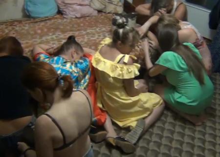 Секс рабство в израиле