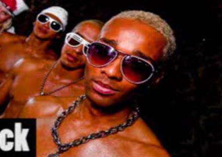 Негритянские балерины