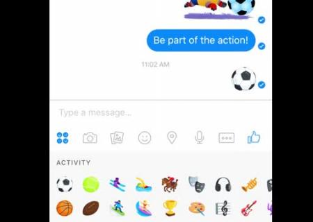 6b0dc67d Тайные игры в Facebook Messenger: баскетбол, футбол и шахматы ...